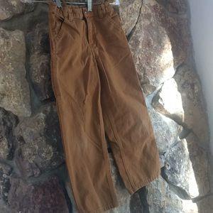 Carhartt Kids Boys Carpenter Pants